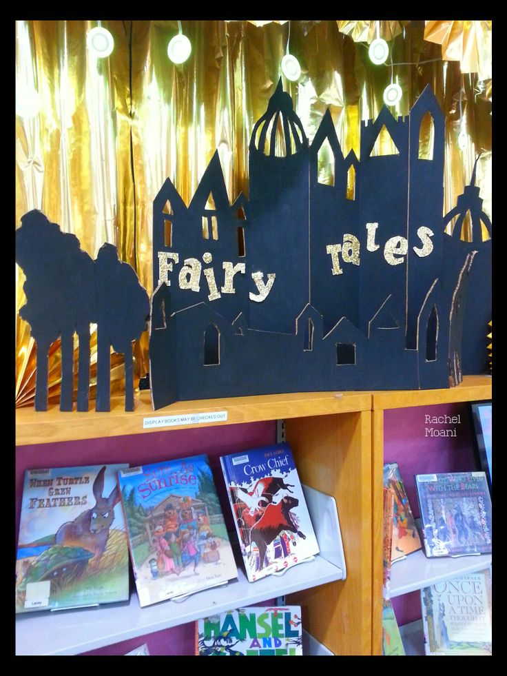 118 best images about My Library Displays (Rachel Moani ...