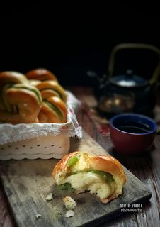 My Kitchen Notes: Soft Bread with Green Bean Jam