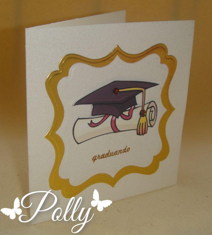 Manualidades Polly: TARJETAS GRADUACIÓN