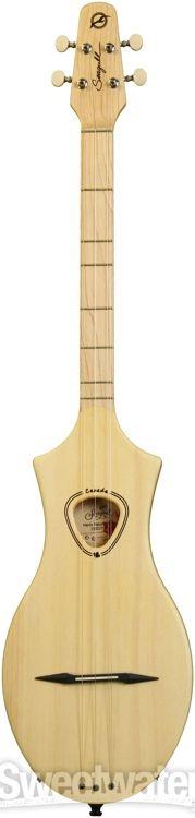 Seagull Guitars Merlin Mountain Dulcimer - Natural   Sweetwater.com