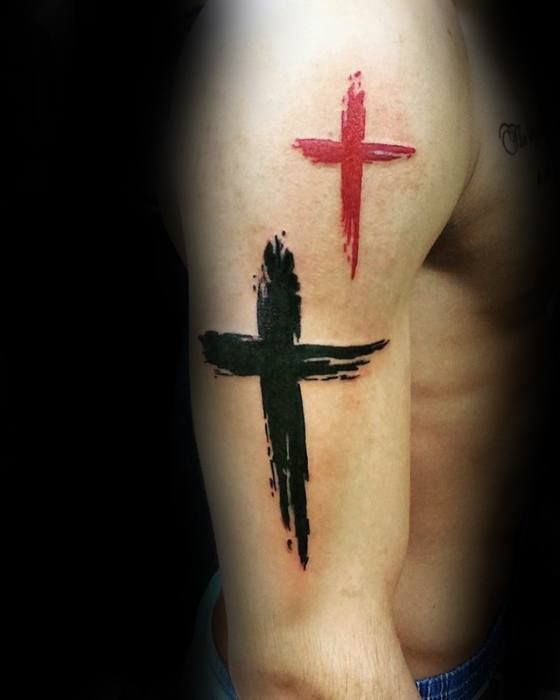Tatuajes De Cruces Cruz Crucifijosignificado Trash