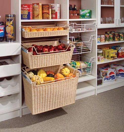 Kitchen Pantry Storage System - Google Search