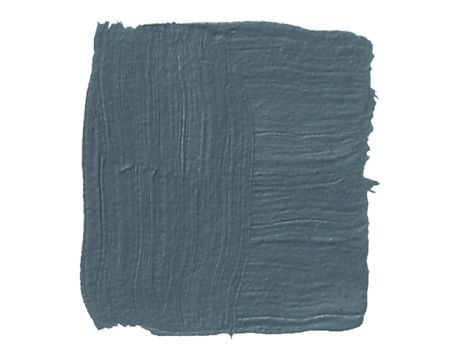 Shades of Gray - Gray Paint - House Beautiful For For a room with little natural light F&B Claydon Blue