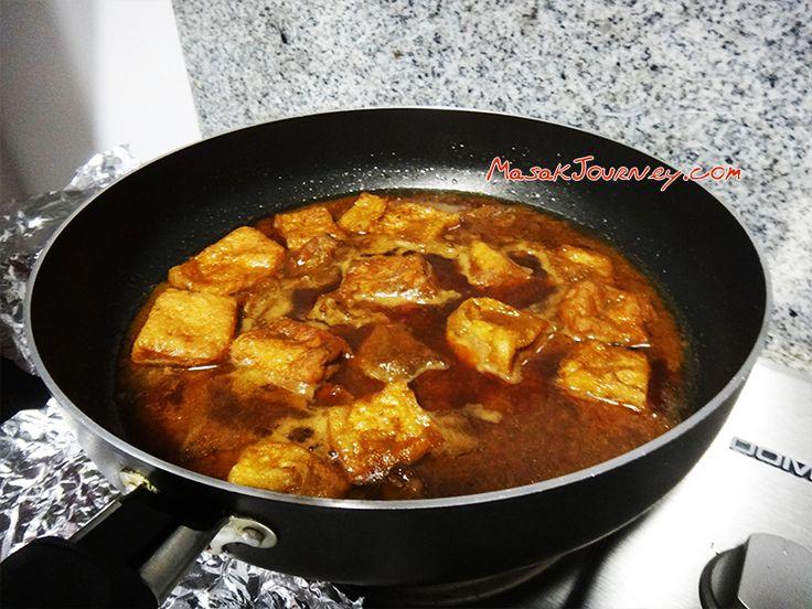 Semur daging matang - MasakJourney.com