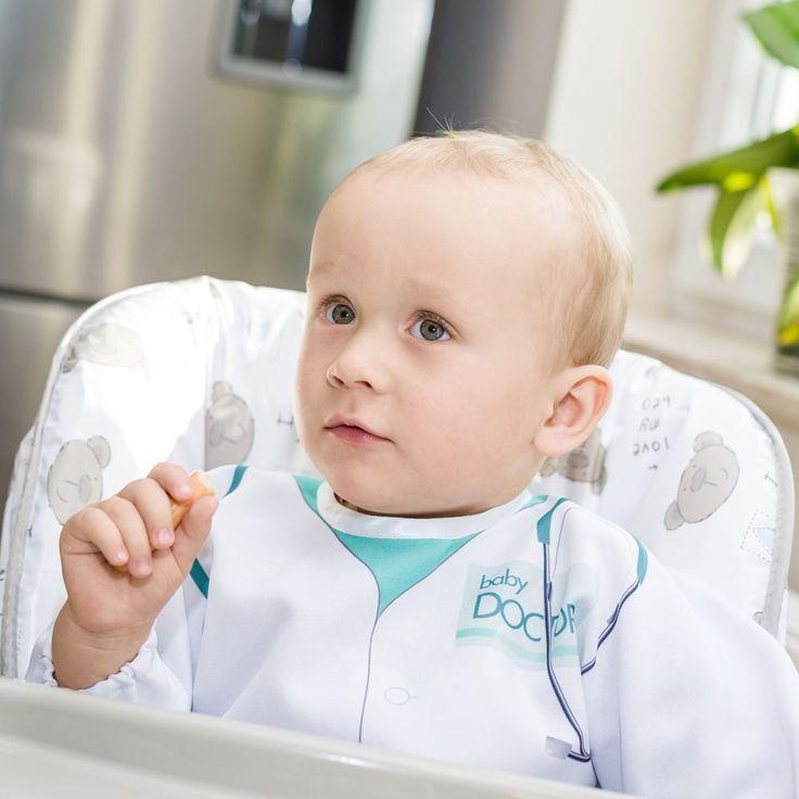 Baby Doctor - Śliniak z rękawami - Prezent poleca ZróbPrezent.pl