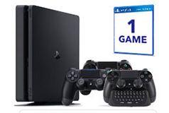 PlayStation Slim 500GB