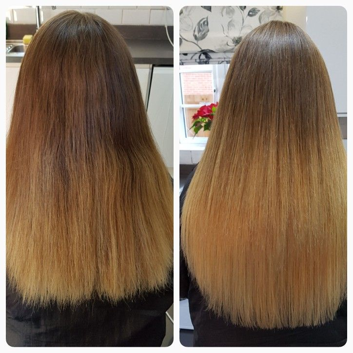 Ombrè Pre Bonded Hair Extensions