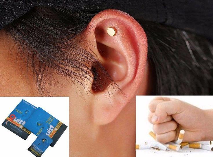 Anti Smoke Patch Health Care Magnet Quit Therapy Stop Smoking Smokeless Smoker. #UKiss
