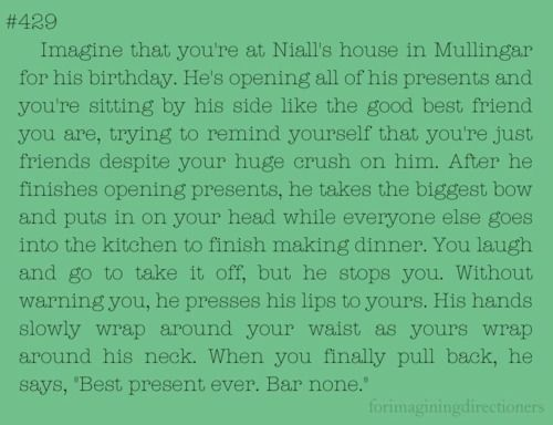 31kb one direction imagines source http quoteko com niall imagine one