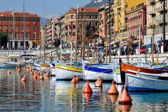 Niza, una de las ciudades más bonitas de la riviera francesa