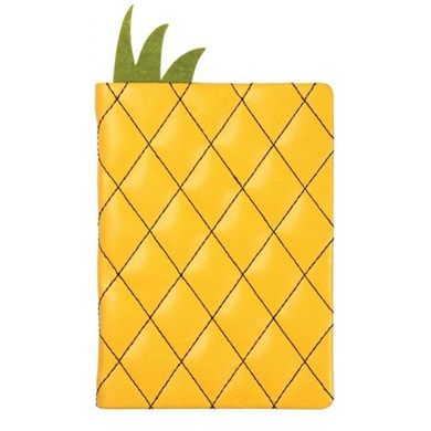 Daycraft Notebook Ananas - netlence.com