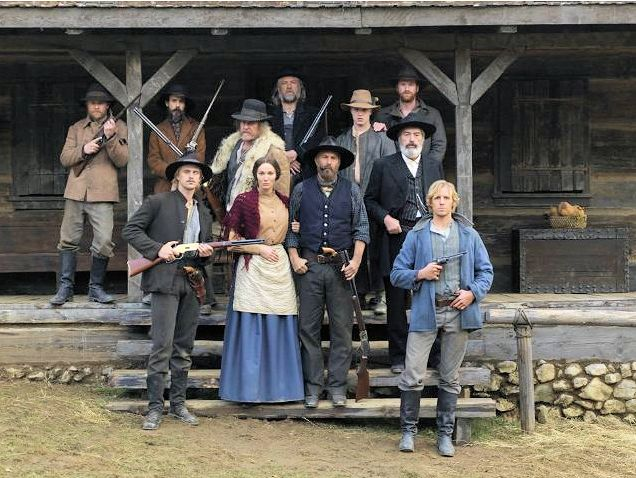 hatfields and mccoys    And, yes, My 3x great Grandma was a McCoy.