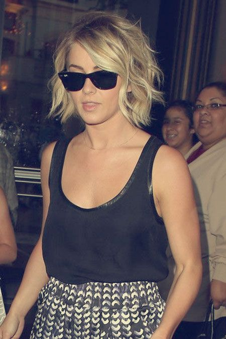Short and Wavy Hairstyles | 2013 Short Haircut for Women