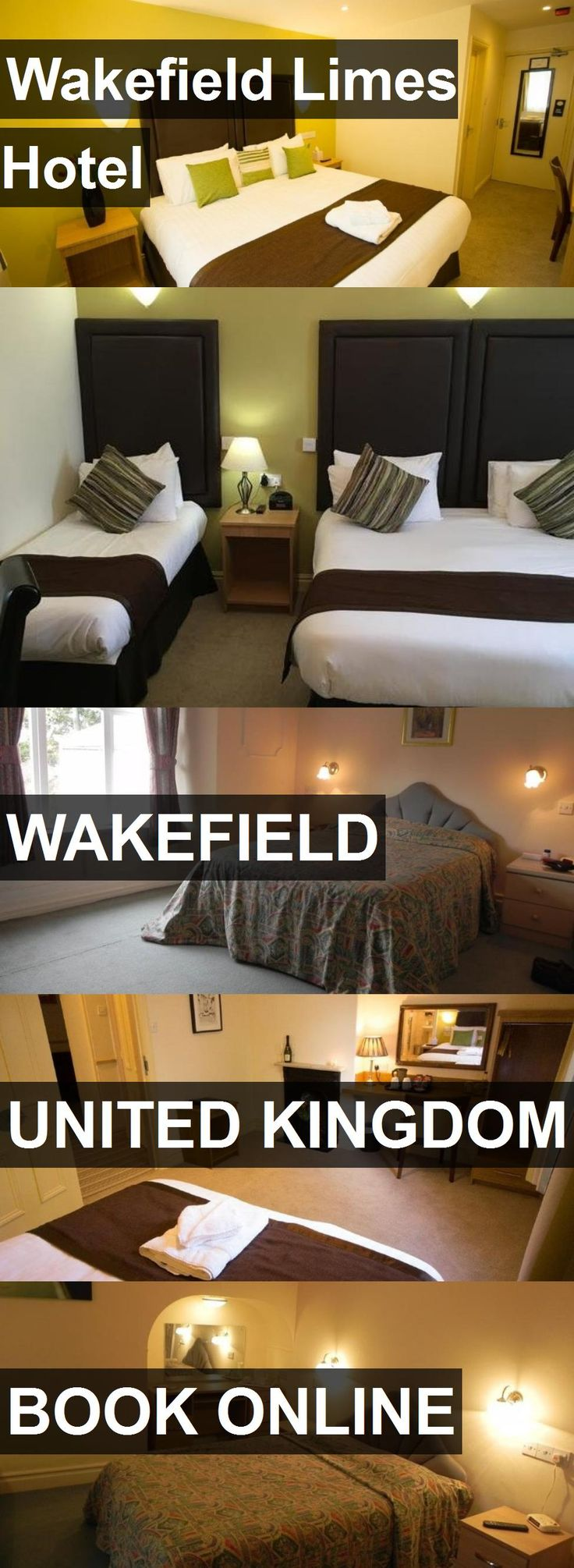 Wakefield Limes Hotel in Wakefield, United Kingdom. For more information, photos, reviews and best prices please follow the link. #UnitedKingdom #Wakefield #travel #vacation #hotel