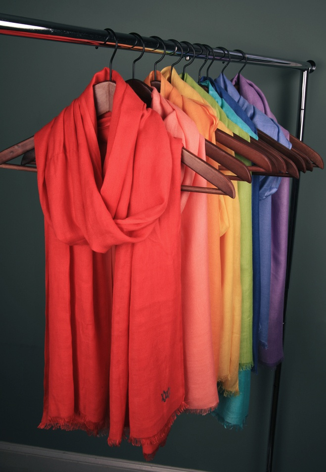1000 ideas about scarf display on display