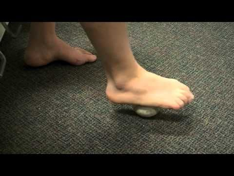 Plantar Fascia Exercises - YouTube