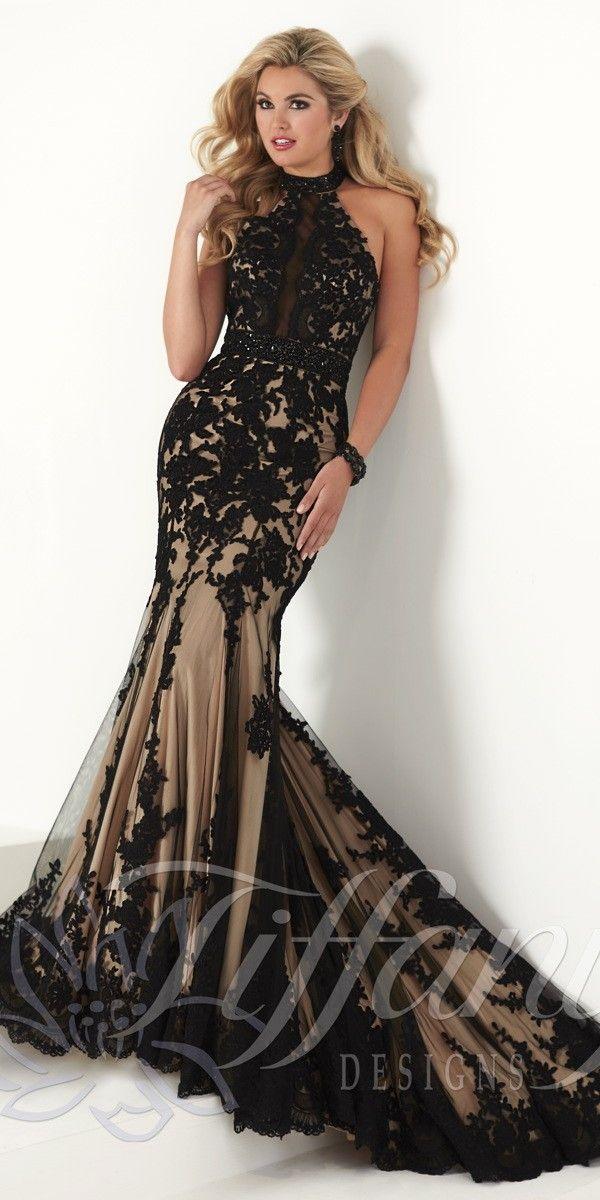 22 best Lace Evening Dresses images on Pinterest | Lace evening ...