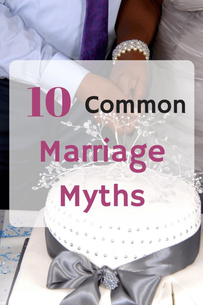 10 Common Marriage Myths
