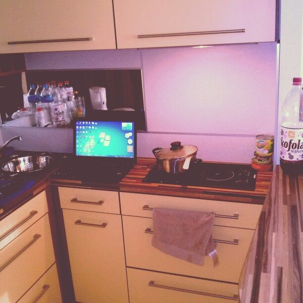 Cooking 8)