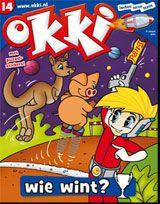 3 maanden Okki voor 9,95: Uw kind gaat op reis met astronaut Okki en leert spelenderwijs van alles over de wereld.