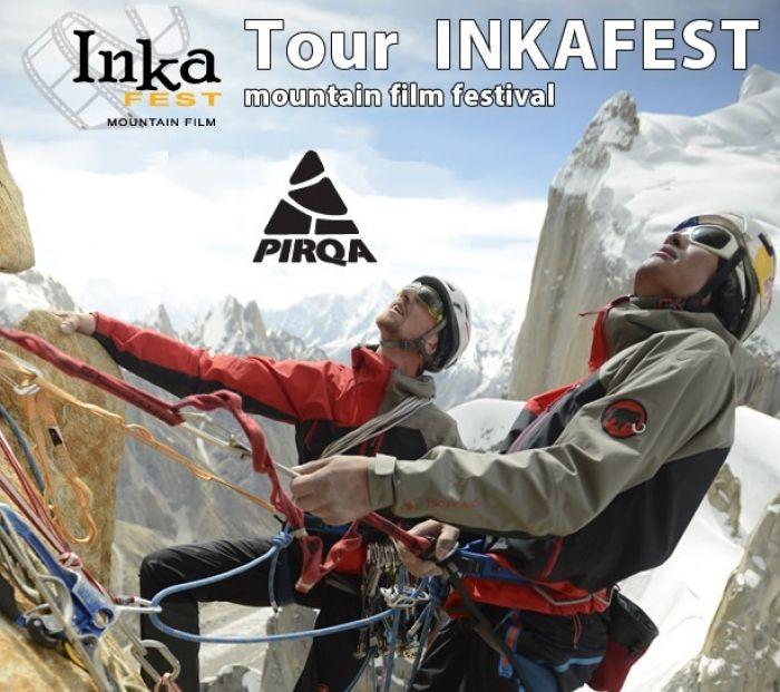 #escalada 7 Junio: Tour INKAFEST #Mountain Film PIRQA http://www.deaventura.pe/eventos-de-escalada/tour-inkafest-mountain-film-pirqa