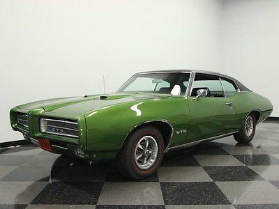 cool 1969 Pontiac GTO - For Sale