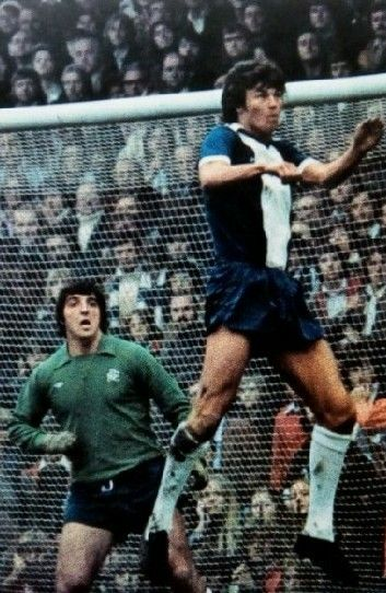 Dave Latchford, Joe Gallagher BCFC