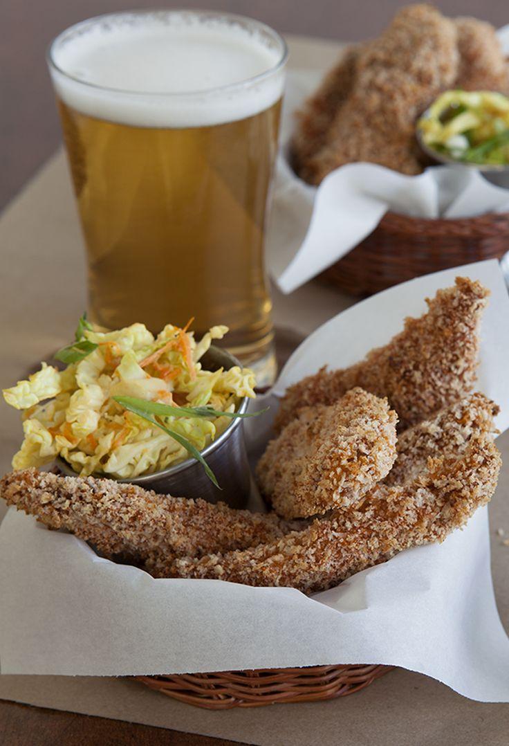 #Epicure Boneless Buffalo Chicken Fingers #portioncontrol