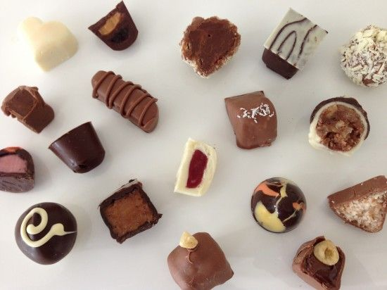 chocolate truffles recipes ann reardon