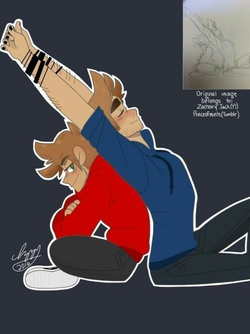 Eddsworld pictures - Zachary <3 | Tom and Tord, Tam and Tori