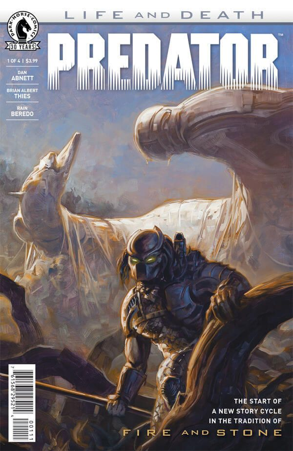 Preview: Predator: Life and Death #1, Predator: Life and Death #1  Story: Dan Abnett Art: Brian Thies Cover: David Palumbo, Chris Warner, Sachin Teng Publisher: Dark Horse Publicatio...,  #All-Comic #All-ComicPreviews #BrianThies #CHRISWARNER #Comics #DanAbnett #DarkHorse #DavidPalumbo #Predator:LifeandDeath #previews #SachinTeng