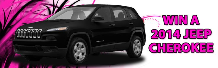Dave Smith Motors' Jeep Cherokee Giveaway. ENTER TO WIN the all-new 2014 Jeep Cherokee. 2014 Jeep Cherokee Sport FWD MSRP=$23,990