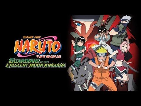 Naruto the Movie 3 : Guardians of the Crescent Moon Kingdom English Sub ...
