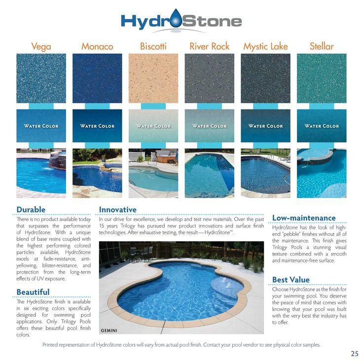 Online Brochures Trilogy Fiberglass Swimming Pool