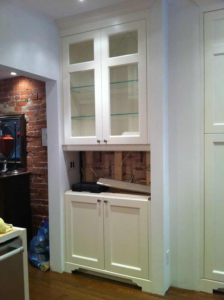 Framed frameless cabinets customized ikea semi for Semi custom kitchen cabinets