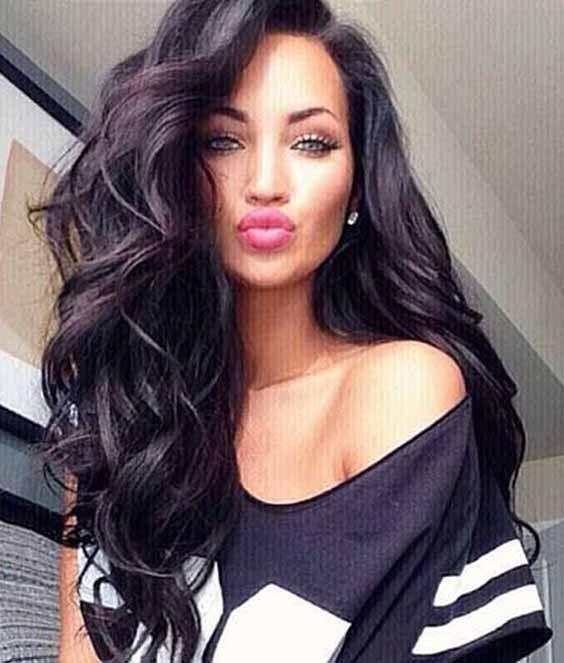 34 Most Attractive Wavy Long Hairstyles And Haircuts Long Hair