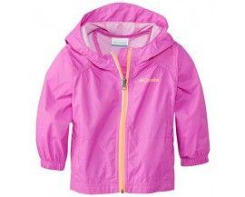 Columbia Toddler Switchback chaqueta de lluvia Chicas pequeñas