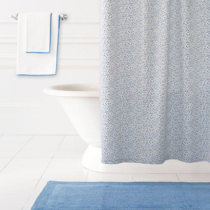 Pine Cone Hill Confetti Shower Curtain - PC658-SHR72