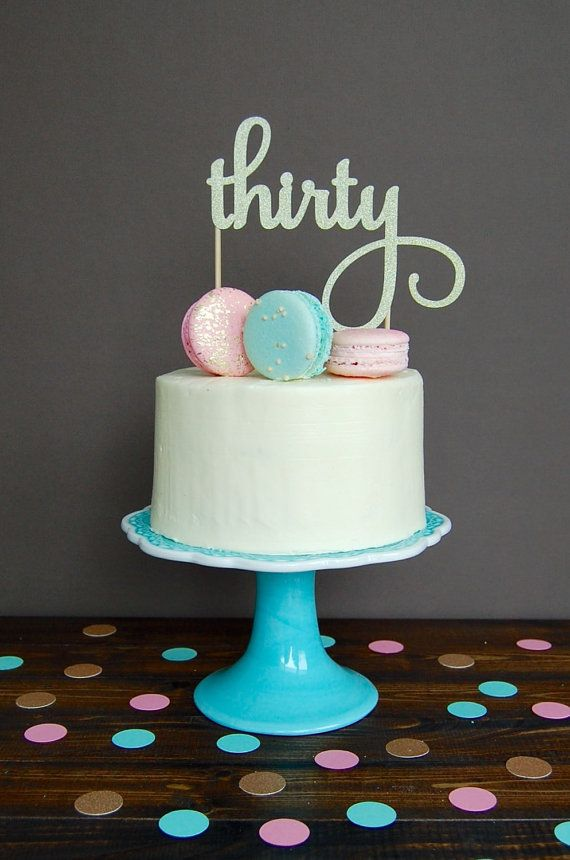 1000 ideas about 30th birthday cakes on pinterest 30 for 30th birthday cake decoration
