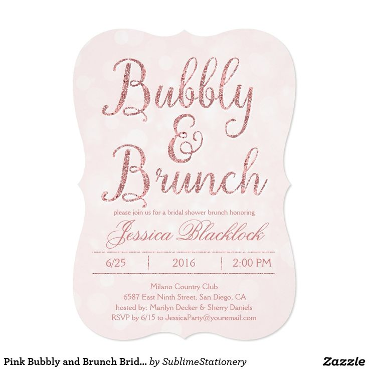 121 best WEDDING BRUNCH BUBBLY BRIDAL SHOWER Invitations images