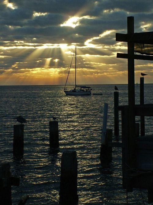 Cedar Key Sunrise