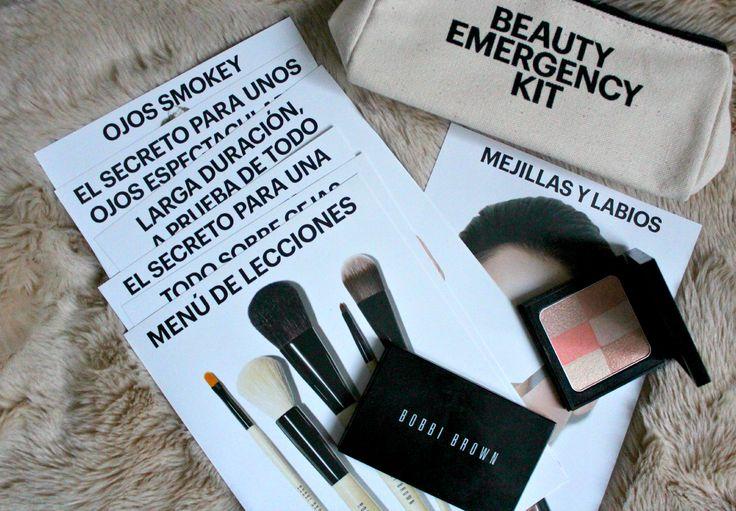 Lecciones de maquillaje de Bobbi Brown