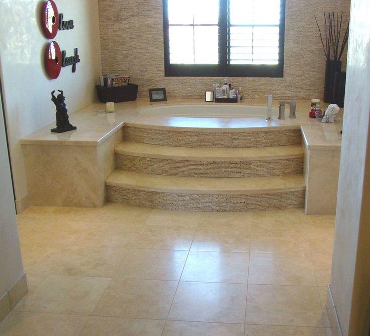 See 3 Stunning Examples Of Luxury Master Bathroom Design