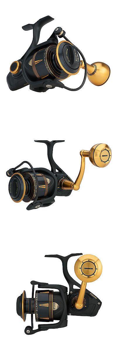 Spinning Reels 36147: Penn Slammer Iii Slaiii5500 Ipx6 Sealed System Spinning Fishing Reel 1403984 -> BUY IT NOW ONLY: $215.79 on eBay!