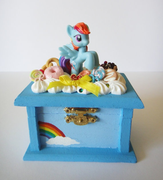 My Little Pony Jewelry Box Fascinating 8 Best My Little Pony Images On Pinterest  My Little Pony Ponies Inspiration Design