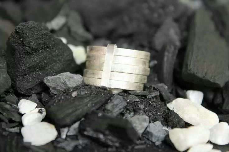 anillo VIA LACTEA by Heidi Peirano Jewelry