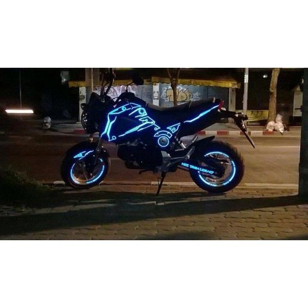 Awesome! Tron grom XD
