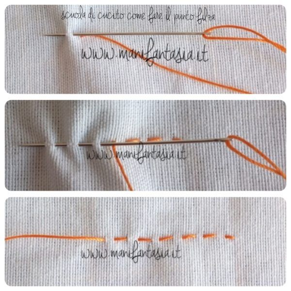 in questo articolo ti spiego i punti base per cucire a mano iniziamo dall'occorrente: ti servirà ago, filo di cotone e forbici
