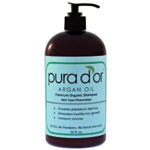 Organic shampoo list