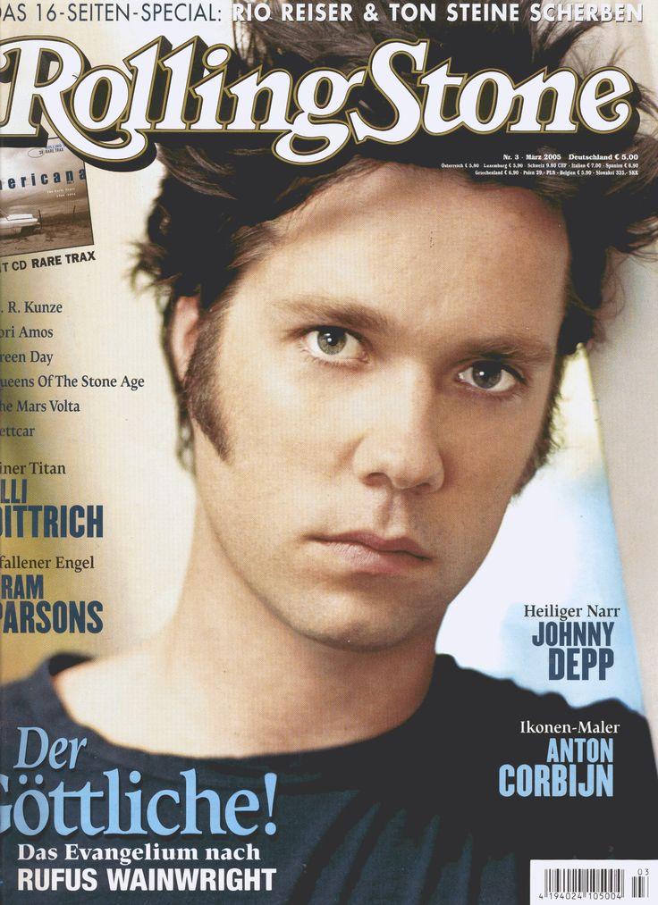 Rufus Wainwright - Rolling Stone (D - 2005)